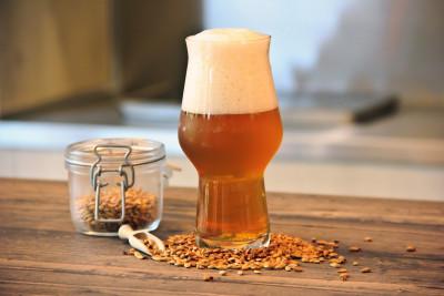 Bier binnenstebuiten