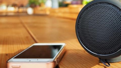 Je oude smartphone als muziekspeler