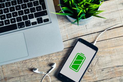 Zo hou je de batterij van je toestellen langer gezond